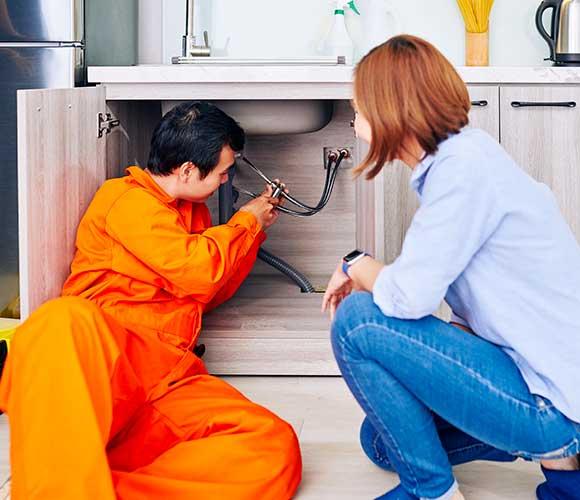 impianti idraulici per aziende casa
