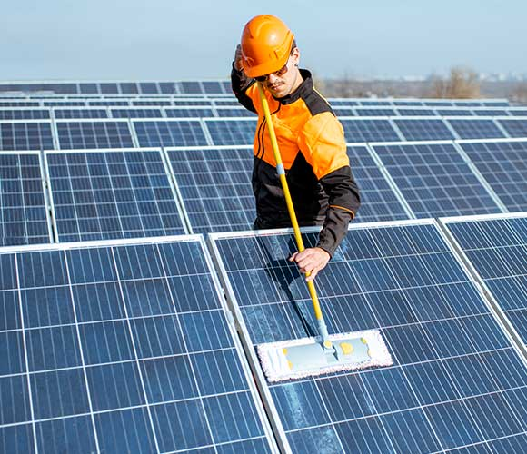 lavaggio pannelli fotovoltaici sicilia
