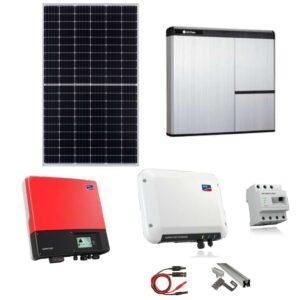 Impianto Fotovoltaico Kit 6.0 – 6.0 kWp