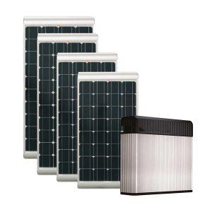 Impianto Fotovoltaico + Sistema di Accumulo